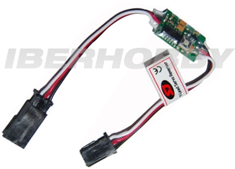 CABLE SERVO REVERSE STD.