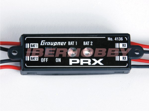 PRX-5A POWER FOR RECEIVER