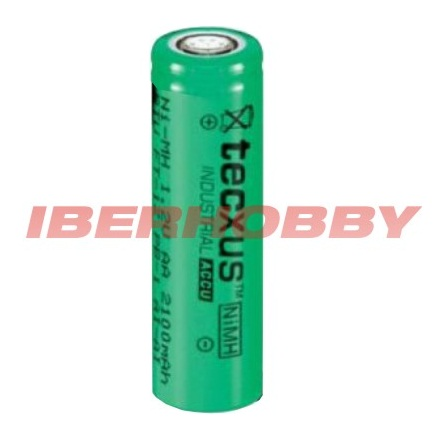 BATERÍA NIMH 1,2 V 1.600 mAh HIGH POWER