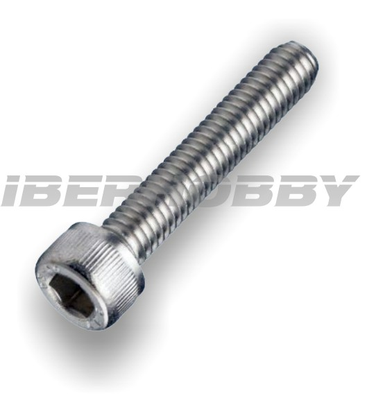 ALLEN SCREW M2 10mm. INOX