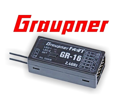 Graupner Receivers and modules