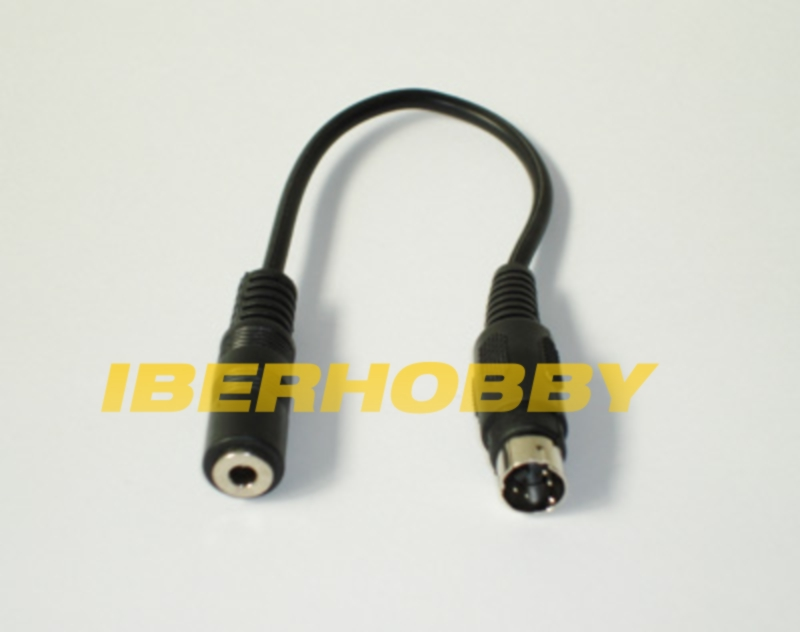 ADAPTOR CABLE MINI DIN