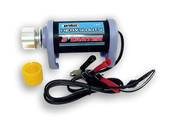 35cc. SIZE ELECTRIC STARTER